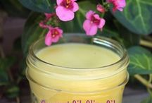 All natural / Body balm