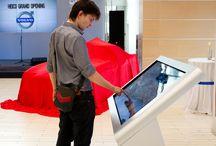 Touchscreen Kiosk