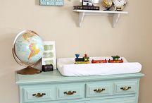Baby Boom / Nursery ideas