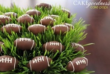 Football Game Pleasers / by Lindsay Stiemke