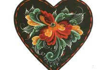 Rosemaling / by Anjeanette