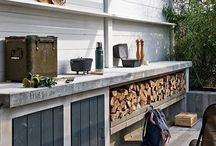 garden kitchen ideas