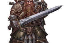 Fantasy Beard