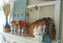 Mantels / by Melissa Packer