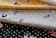 Sas and Yosh - Textiles / Luxury, Quirky, Colourful and Contemporary Textiles Sas and Yosh designed for fashion brands collaboration, for home-sewing textile company and their original collection.