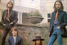 Love and the Meadow Rue / Inspiration for Spring/Summer '15. Images of the Beatles on their last photo shoot together at Tittenhurst Park, John Lennon's estate, in 1969. Perfect days outdoors amongst wildflowers in fields and nightfall beneath the trees.