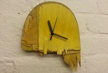 Projet horloge x skate