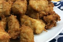 Chick-fil-A Nuggets & Sauce