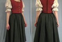 Hobbit Cosplay / Inspiration costume Hobbit Femme