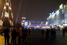 Christmas Spirit-World