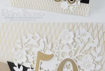 Stampin Up! Classy anniversary cards