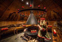 Lapland Rovanemi home of Santa / Home of Santa