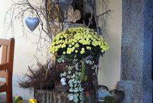 Podzim / Podzimní příroda, dekorace a tvoření.