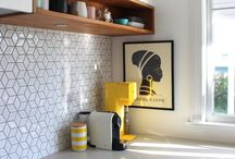 Living room/kitchen restyle