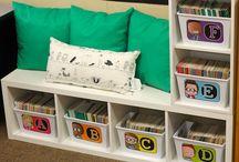 #Classroom Libraries
