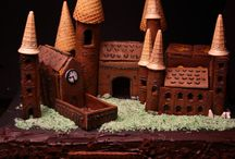 Gingerbread Towers