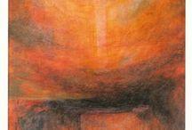 Ninetta Sombart / Schilderijen van Ninetta Sombart