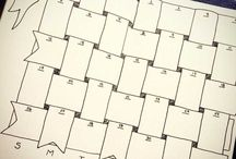 Bullet Journal e Planners