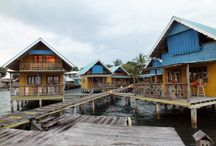 Bocas del Toro Panama / Spent 2 weeks here in March 2014.