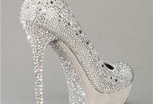 Wedding Shoes / by Edwina Washington Poindexter
