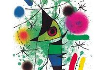 """Joan Miró"" / Feel free to pin any photos from the artist Joan Miró. If you want to be invited just follow the board or comment ADD ME on one of the ADD ME Pins."