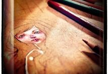 Illustrations / by Nilufer Sen