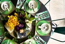 Decor, Table Settings