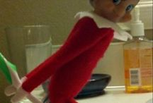 Elf on the shelf ideas / Christmas / by Alyssa Meigs