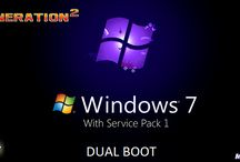 Windows 7 SP1 X86 X64 Dual Boot 2018