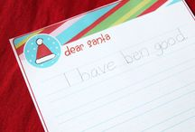 Santa's letters / by Ime Gzz de Suarez
