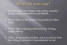 EFT / Emotional Freedom Techniques- emotional healing through energy healing