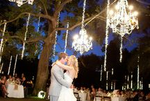 PCF Weddings - Lighting / http://www.pcfweddings.com / by Port Charlotte Florist