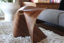 Sick stool! / Fortune cookie stool - want like 7!