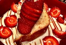 Heavenly bites / Some delicious recipes that are simple and can also be added to the Easy Recipes board.  See Easy Recipes for more desserts as well. / by michelle martinez