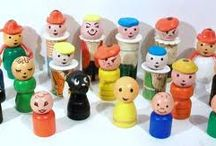 Toy's I remember from the 70's / by Kathryn Baloga