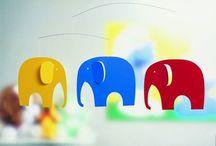 I love Elephant / motifs éléphant pour les petits enfants