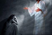 Gesù il solo salvatore. / Tu mi hai lavato con il tuo sangue sono libera in Te