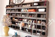 Craft Ideas / by Kimberly Zaporowsky-Cole