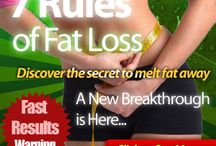 Fat Loss and Health Stuff I Like / Fat Loss Stuff to get you healthy again