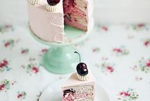 Tea cakes & Layer cakes
