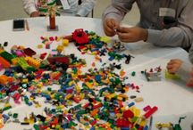 Lego Serious Play / Using LegoSeriousPlay to facilitate design thinking, group process, team building, design thinking activity, Innovation!