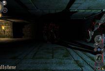 Skullstone Game / Screenshots and graphics from PC game Skullstone.