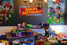 masons 3rd birthday