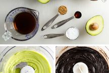 Avocado and chocolate