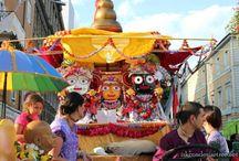 Jagannath Ratha Yatra at Rijeka, Crotia