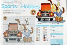 0. X Stitch sports & hobbies
