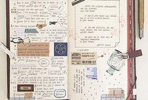 Journal / Handlettering