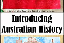 Australian History Kit for Kids / Teaching the concept of 'historical research' & the most relevant aspects of Australian history to younger students & students with learning disabilities.