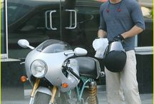Ryan Reynolds and Motorbikes