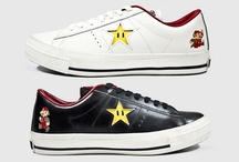 Sneakers Hottest Collabos / You thought yours are totally off the hook? Check out these decadent extravaganza projects and must-haves by adidas, Converse, Stella McCartney, Undefeated, Jeremy Scott, Converse, Self Conscious.
